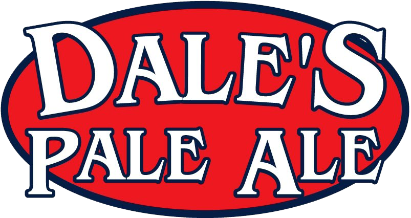 Dale's Pale Ale, sponsor of the Steep Canyon Rangers
